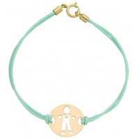 Bracelet PETIT GARCON en OR