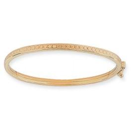 Bracelet JONC pour bébé en OR