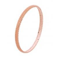 Bracelet LILA ROSE en BRONZE ROSE