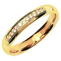 1/2 alliance en OR et Diamant