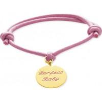 Bracelet pour Enfant en OR avec Cordon