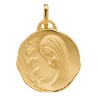 Médaille Vierge en OR