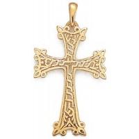 Croix Arménienne en OR