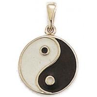 Pendentif en OR Yin-Yang