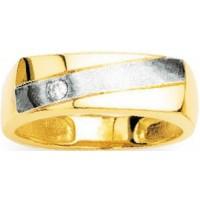 Chevalière 2 ORS avec ou sans Diamant