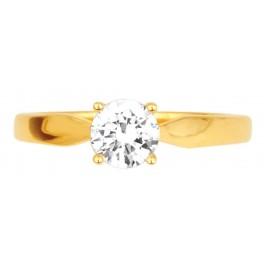 Solitaire Diamants 4 griffes