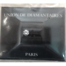 Diamant certifié 0,26ct. Monture OFFERTE*