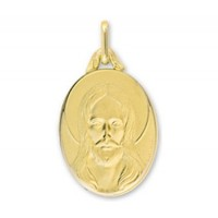 Médaille du Christ en OR