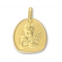 Médaille Saint Jean-Baptiste en OR