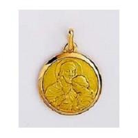 Médaille Saint Jean en OR