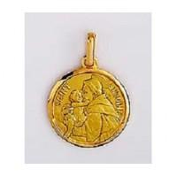 Médaille Saint Antoine en OR